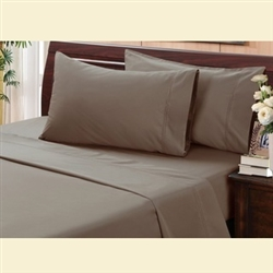 Lifestyles Collection Cotton Polyester 200 Thread Count Sheet Set Full Xl Size